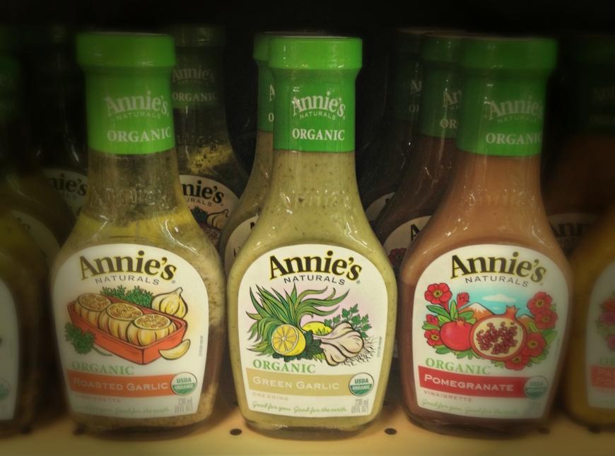Annie's Green Garlic