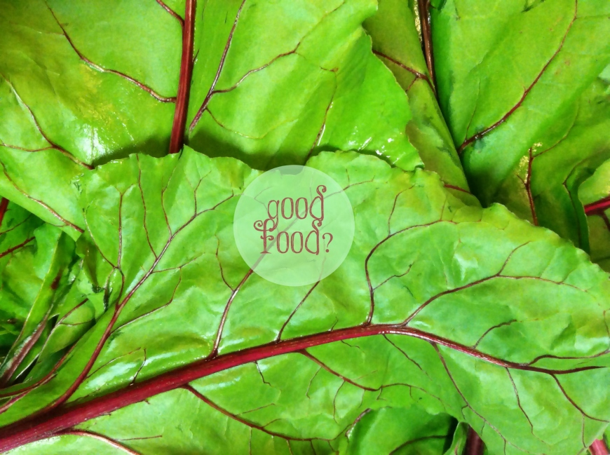 beet leaves | MindBodyPlate