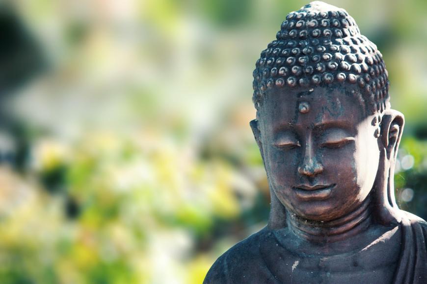 buddha statue - MindBodyPlate