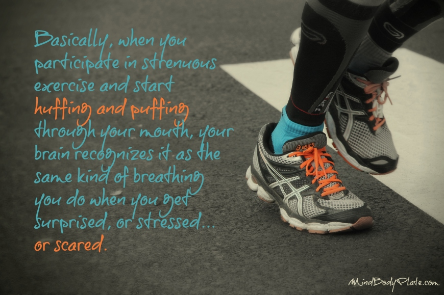 running huffing and puffing | MindBodyPlate