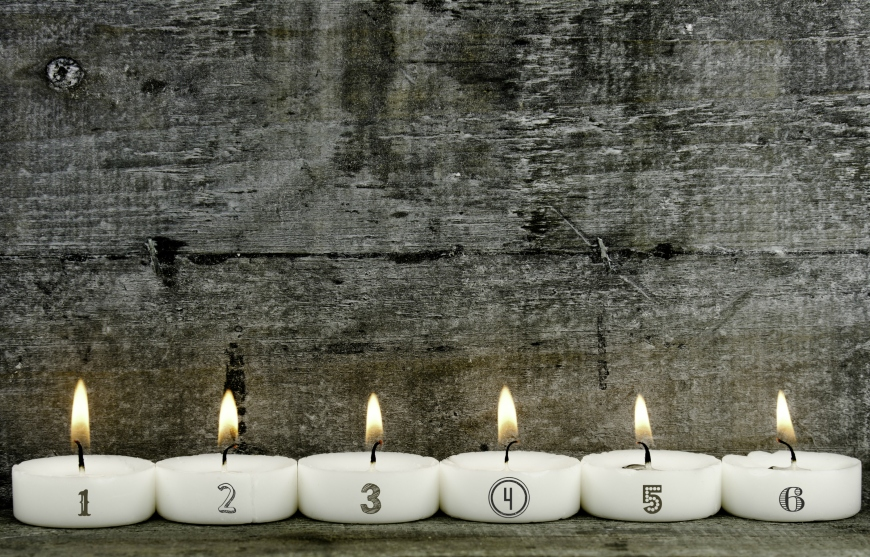 six candles recovery anniversary | MindBodyPlate